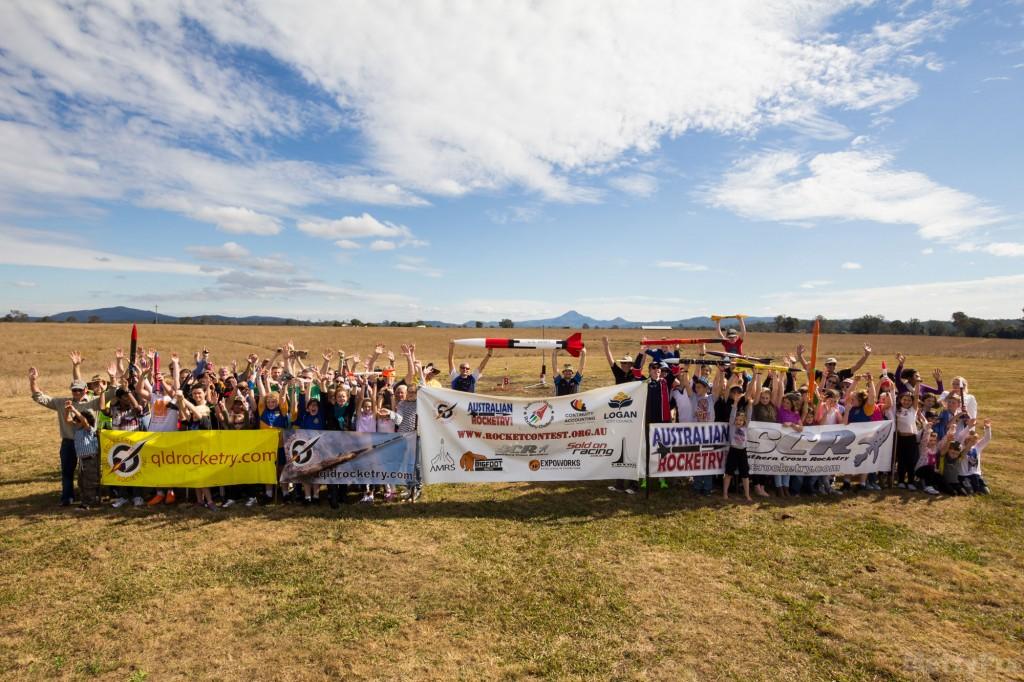 2015 Australian Youth Rocketry Challenge